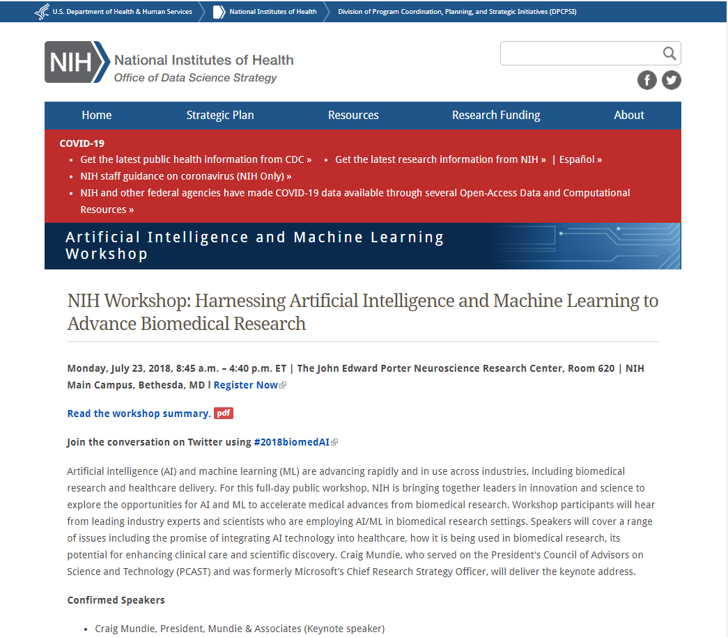 Harnessing Artificial Intelligence and Machine Learning to Advance Biomedical Research