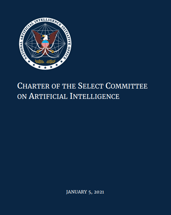 NSTC Select Committee on AI Charter