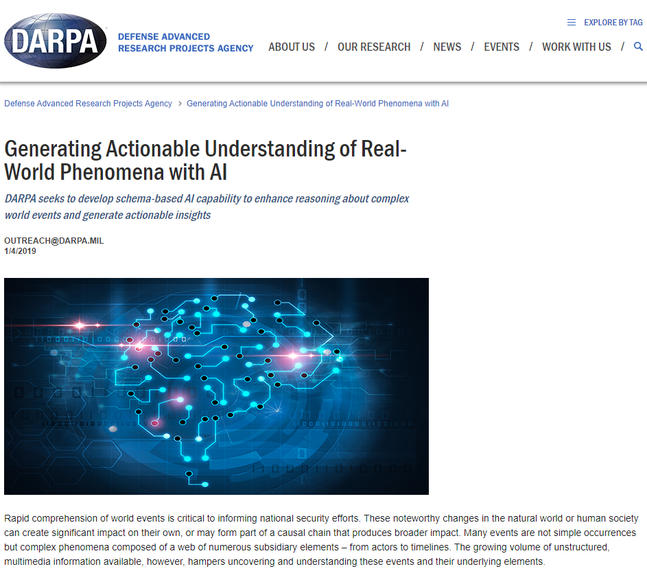 Generating Actionable Understanding of Real-World Phenomena with AI
