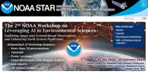 2nd NOAA Workshop on Leveraging AI in Environmental Sciences