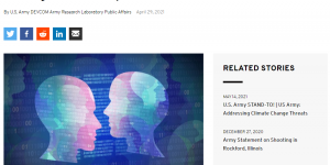 Breakthrough Army technology is a game changer for deepfake detection