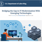 Bridging the Gap in IT Modernization With Emerging Technologies