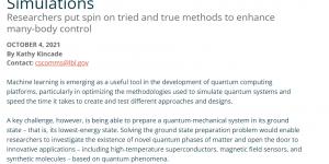 Deep Learning Tactics Speed Quantum Simulations